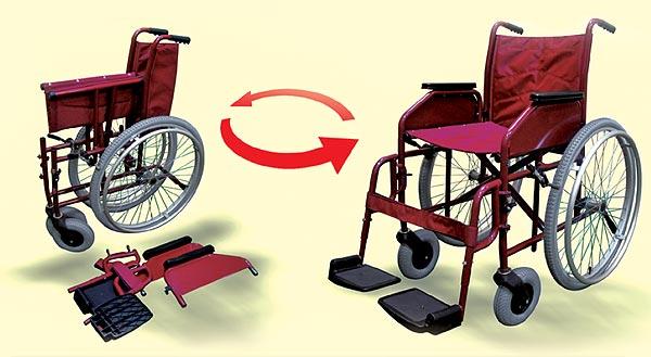 кресло-коляска универсальное