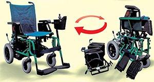 Где купить инвалидную коляску с электроприводом