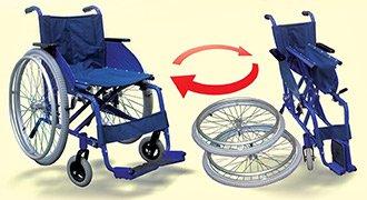 Комнатные коляски для инвалидов